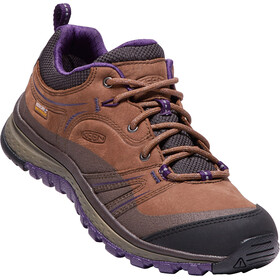 Keen Terradora Leather WP Schoenen Dames bruin